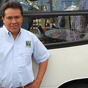 Freddy Juárez - Transportation