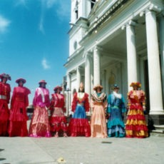 Nicaragua Gigantonas Competition