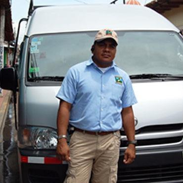 Sergio Gutiérrez - Transportation
